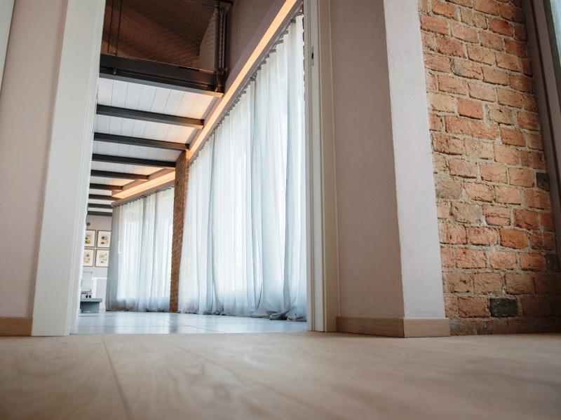Tessuti torchio casa torchio arredamento tende for Arredamento cascina